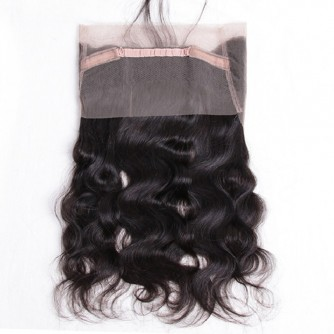 Peruvian Body Wave 360 Lace Frontal