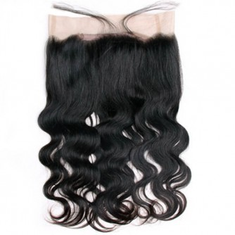 Virgin Peruvian Hair Body Wave 360 Frontal