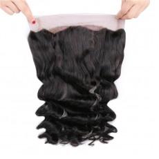 Virgin Peruvian Hair Loose Wave 360 Frontal