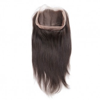 Brazilian Virgin Hair Straight 360 Frontal