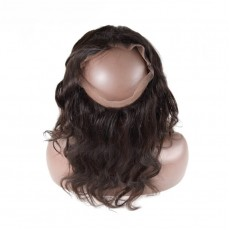 Brazilian Virgin Hair Body Wave 360 Frontal