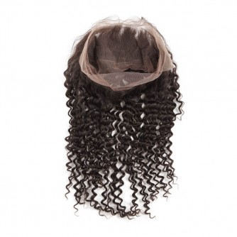 Malaysian Deep Wave 360 Lace Frontal