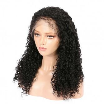 Deep Curly 360 Virgin Brazilian Hair Wigs