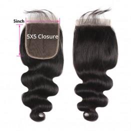 5x5 Body Wave Lace Closure