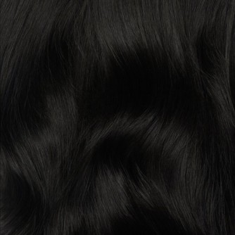 Indian Remy Hair Body Wave #1 Natural Black