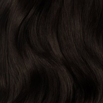 Indian Remy Hair Body Wave #2 dark brown