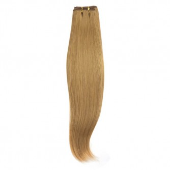 Brazilian Remy Hair Straight #27 Strawberry Blonde