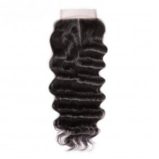 Brazilian Loose Curly Lace Closure