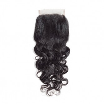 Middle Part Brazilian Water Wave Closure