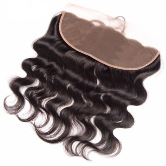 Virgin Peruvian Hair Body Wave Frontal