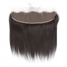 Virgin Peruvian Hair Straight Frontal