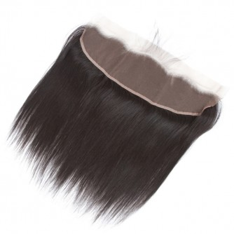 Virgin Peruvian Hair Straight Frontal