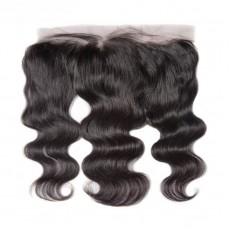 Brazilian Virgin Hair Body Wave Lace Frontal