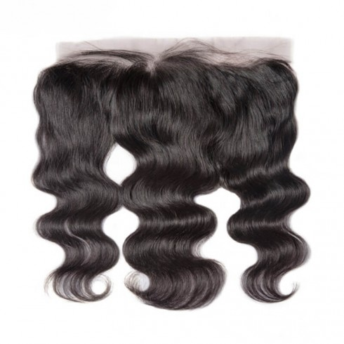 Brazilian Virgin Hair Natural Wave Lace Frontal