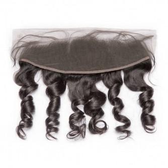 Brazilian Virgin Hair Loose Wave Lace Frontal