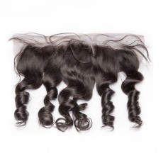 Virgin Malaysian Hair Loose Wave Frontal