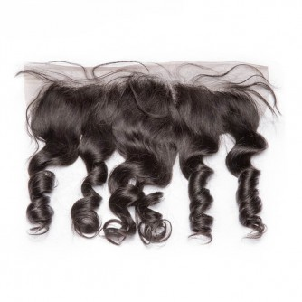 Brazilian Virgin Hair Loose Wave Lace Frontal