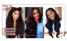 Brazilian Hair VS Peruvian Hair VS Indian Hair, Which Is Better?