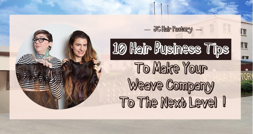 Top 10 Tips To Make Your Hair Business to The Next Level
