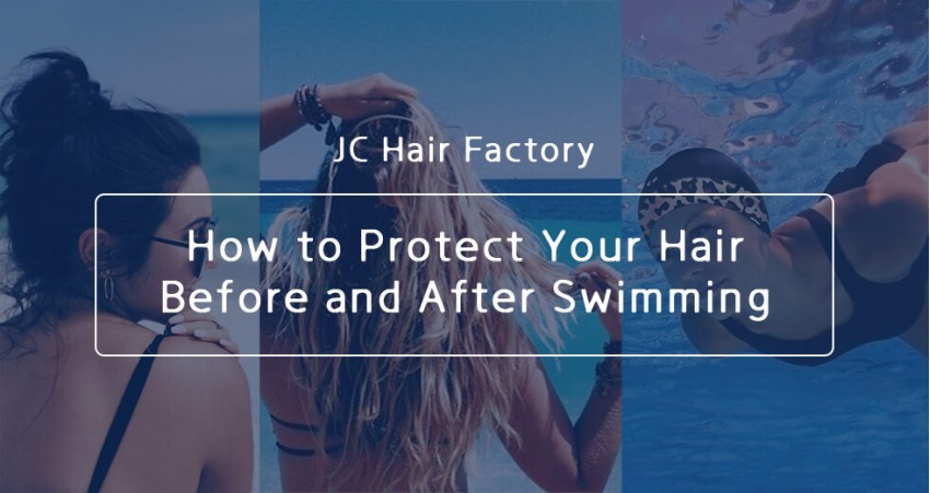 How To Protect Your Hair Before And After Swimming