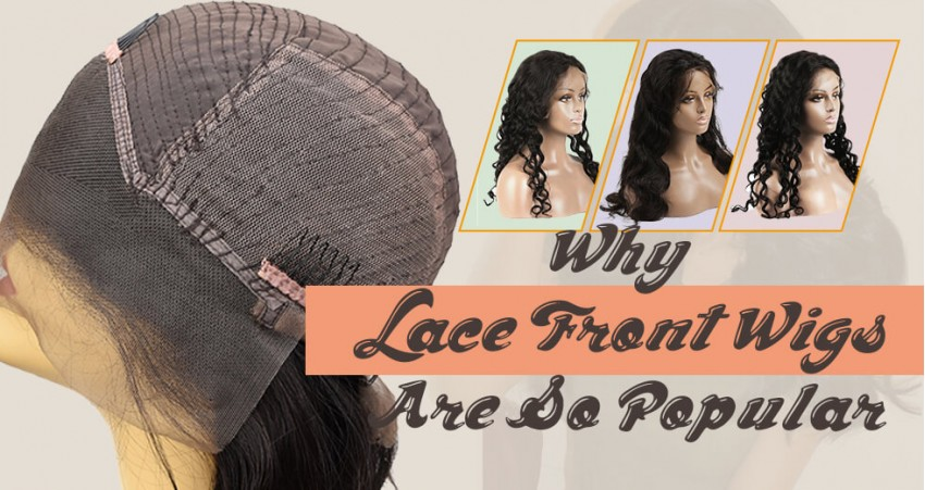 Why Lace Front Wigs Are So Popular Among Black Women
