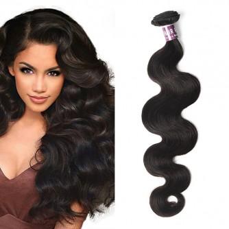 Indian Body Wave Virgin Hair Weave