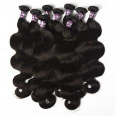 Peruvian Body Wave Virgin Hair Weave