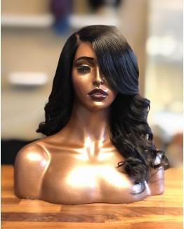 """""""Isla""""  Wavy Hair Lace Front Wigs"""