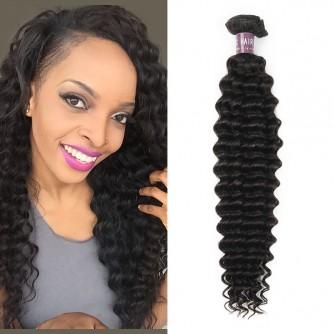 Malaysian Deep Wave Virgin Hair Weave