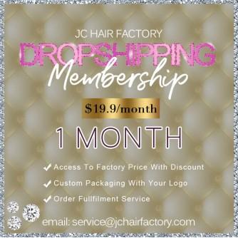Monthly Dropship Membership