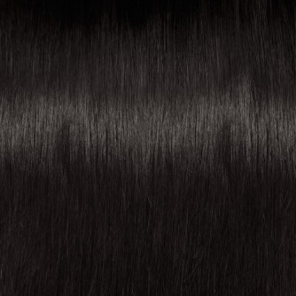 Straight 1B Natural Black Remy I Tip Hair Extensions