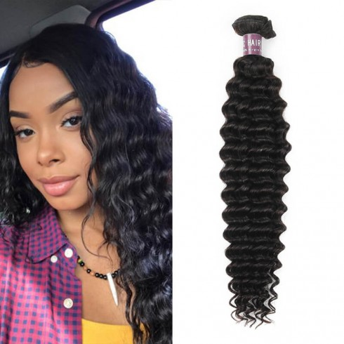 Indian Deep Wave Hair Bundles