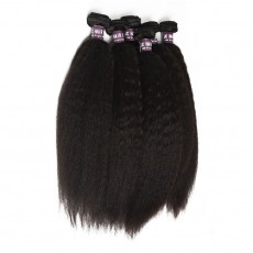 Indian Kinky Straight Hair Bundles