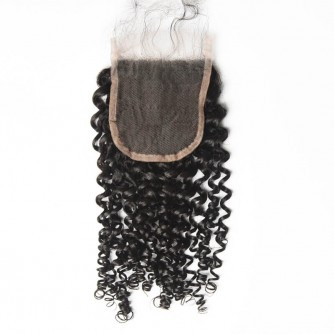 Brazilian Curly Lace Closure