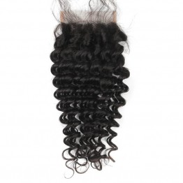 Brazilian Deep Wave Lace Closure