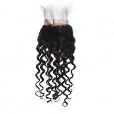 Brazilian Water Wave Lace Closure