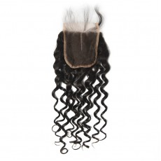 Indian Water Wave Lace Closure