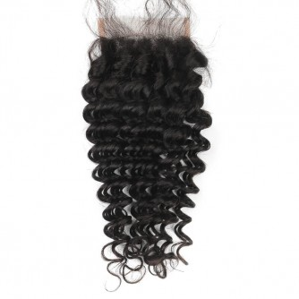 Malaysian Deep Wave Lace Closure