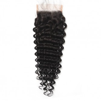 Peruvian Deep Wave Lace Closure
