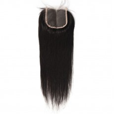 Peruvian Straight Lace Closure