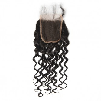 Peruvian Water Wave Lace Closure