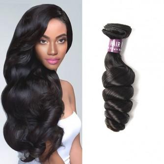 Malaysian Loose Wave Virgin Hair Weave