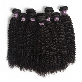 Malaysian Kinky Curly Hair Bundles