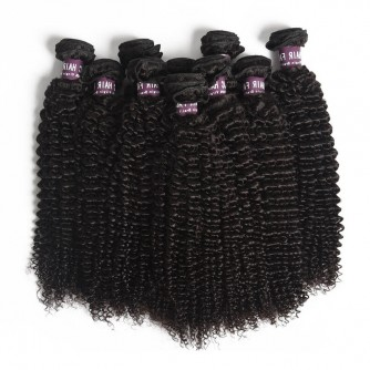 Malaysian Kinky Curly Hair Bundles
