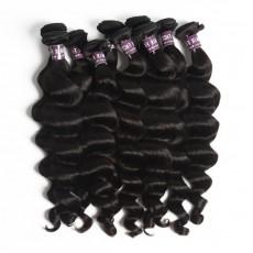 Malaysian Loose Curly Hair Bundles