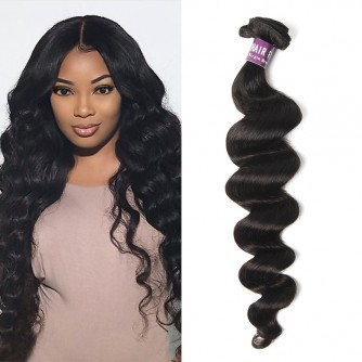 Malaysian Loose Curly Hair Bundles