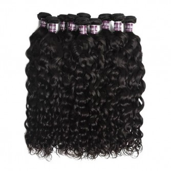Malaysian Natural Wave Hair Bundles