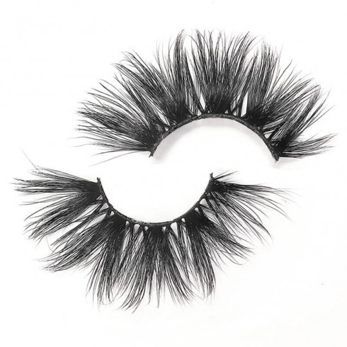 25MM Mink Lashes - Can't Be Tamed