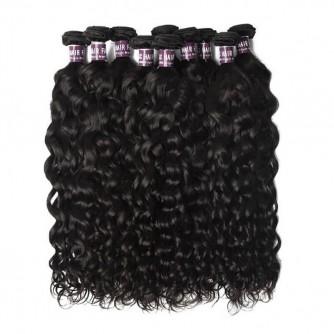Brazilian Virgin Hair Natural Wave Weave