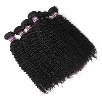 Peruvian Kinky Curly Hair Bundles
